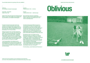 Oblivious-WEBdef